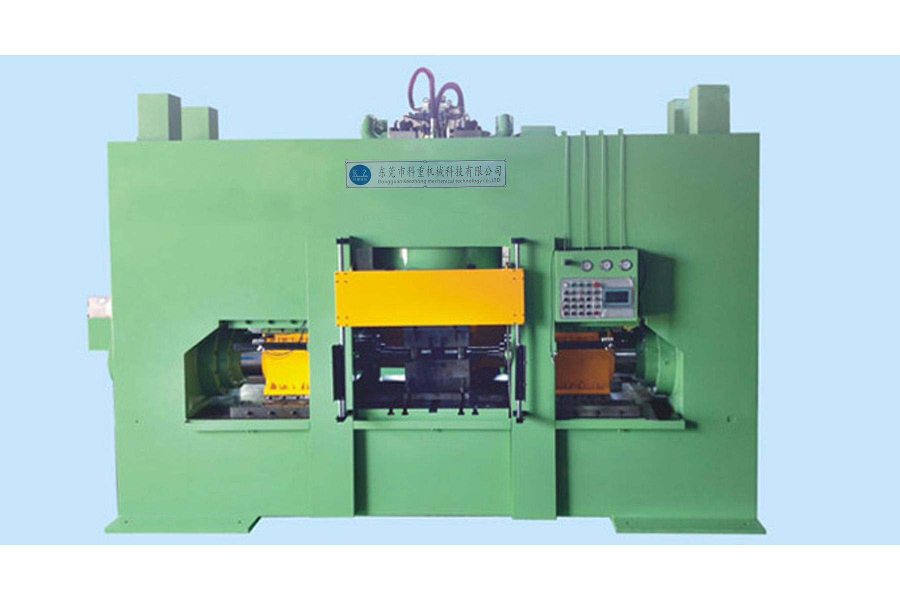 油压机中什么是KHIOO型履带式多功能起重机随压系